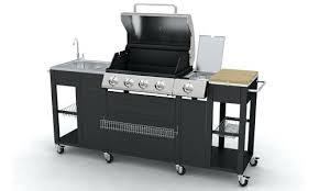 meuble cuisine exterieure meuble cuisine exterieur barbecue gaz inox meuble cuisine exterieur