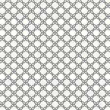ab2156 black u0026 white geometric trellis wallpaper by york