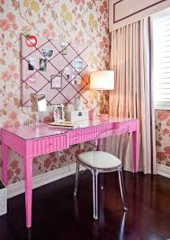 Kid Vanity Table And Chair Chic Implementation Dressing Table With A Mirror In The Interior