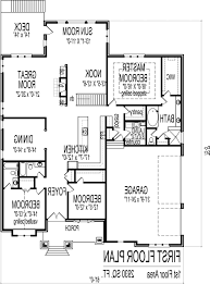 apartments 3 bedroom open floor plan bedroom house layouts small