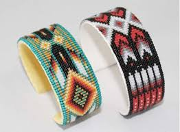 beaded bracelet jewelry images Southwestern navajo bracelet indian american beaded bracelets jpeg