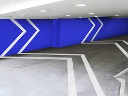 rsm design environmental experiential architectural graphic design rsm design environmental experiential architectural graphic design miami design district mdd parking garage wall mural