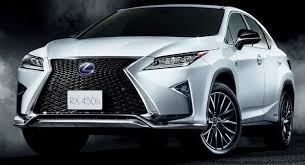 lexus rx for sale all lexus rx goes on sale in 39 photos