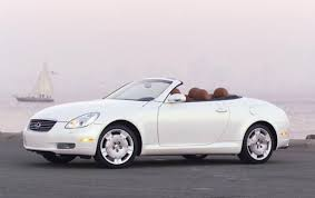lexus used convertible 2005 lexus sc 430 information and photos zombiedrive