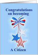 citizenship congratulations card congratulations on getting your green card and becoming a us