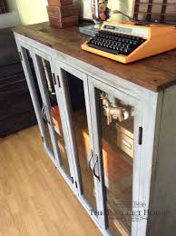 Upcycling Furniture - upcycled buffet hometalk