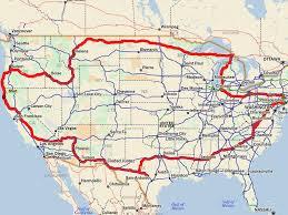 North America On Map by Arcatapet Net Travels North America 2006