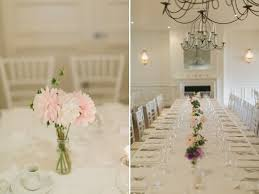 great gatsby centerpieces great gatsby wedding banquet style reception dining room pink