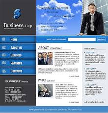 Free Template Html by Free Html Templates Free Html Template Website Templates Bz