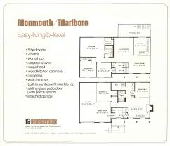 Bi Level Floor Plans With Attached Garage by Georgetown Levittownbeyond Com