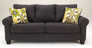 Sofa Bed Ashley Furniture by Buy Ashley Furniture 1650138 Nolana Charcoal Sofa