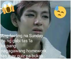 Sapatos Pa Meme - bts tagalog filipino memes no 3 army s amino