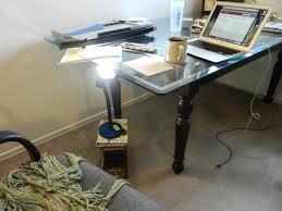 Light Table Desk On Calligraphy Spacing The Postman U0027s Knock