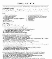esthetician resume sample no experience esthetics resume sample toreto co