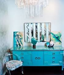 Turquoise Console Table Console Tables Fix An Empty Wall Cozy Bliss