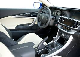 honda accord coupe leather seats there s one way the accord isn t boring hint speed