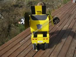 Transformer Halloween Costume Bumblebee Transformer Costumes 1 Transformer Halloween Costume