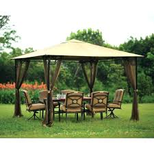Menards Firepit by Outside Patio Designs Gazebo Canopy Luxury Furniture Clearance On