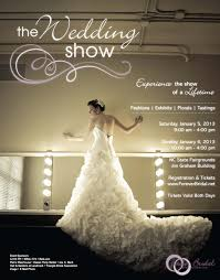 wedding show save the date forever bridal s january wedding show southern