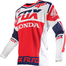 mens motocross jersey amazon com fox racing 180 honda men u0027s dirt bike motorcycle