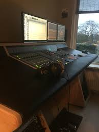 How To Build Studio Desk by My Studio Desk Designed And Build By Myself For Procontrol And
