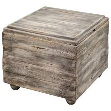 wood cube end table waco rustic lodge wood cube end table kathy kuo home