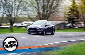 which corner does a st go on 2017 ford focus st the jalopnik review