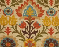 Mexican Kitchen Curtains by Items Similar To Custom Waverly Santa Maria Adobe Drapery Panels