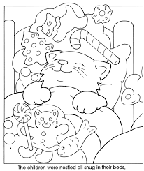 welcome to dover publications from the night before christmas