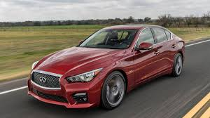 infiniti q50 2016 infiniti q50 red sport review and test drive with horsepower