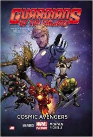 guardians of the galaxy cosmic avengers 24 trades of christmas
