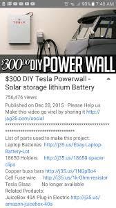 diy tesla powerwall 300 diy tesla powerwall solar storage lithium battery on youtube