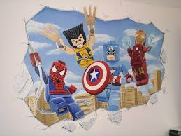 lego marvel superhero wall mural by www custommurals co uk lego marvel superhero wall mural by www custommurals co uk