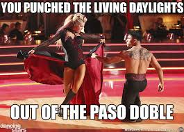 Salsa Dancing Meme - 34 favorite moments from dancing with the stars memes snappy pixels