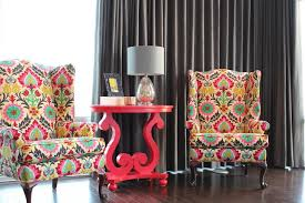 Colorful Chairs For Living Room Colorful Living Room Chairs 24 Spaces