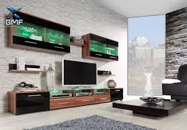 Modern Wall Unit Cama Exclusive Range Of Wall Units Banbury Modern Furniture Ltd