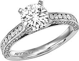 carved engagement rings carved channel set engagement ring ac 31v131fr