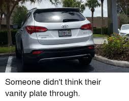 Funny Vanity Plates Universal Bab Cak Someone Didn U0027t Think Their Vanity Plate Through