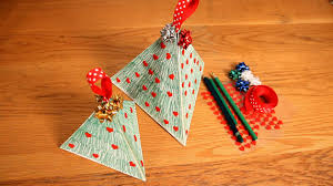 how tuesday make a pyramid gift box etsy journal