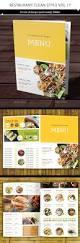 restaurant menu vol 17 menu menu templates and restaurant menu
