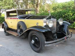 rolls royce vintage convertible 1931 rolls royce phantom 1 brewster newmarket convertible