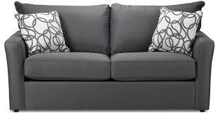 memory foam sofa bed sonah full memory foam sofa bed grey leon s