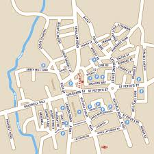 map of st albans endodontic dental practice in st albans hertfordshire