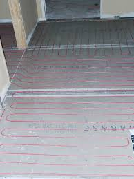 is my radiant heating dream practical hardwood floor how much