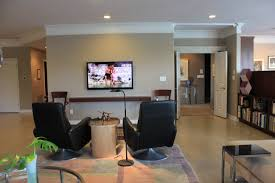 tv viewing area residential design