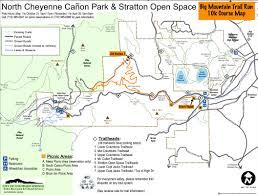 Cheyenne Map Big Mountain Trail Run U002713 Big Mountain Adventure Racing