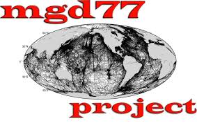 Generic Mapping Tools Mgd77 Project