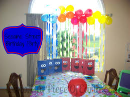 home decor for birthday parties wall decoration with balloons image collections home wall