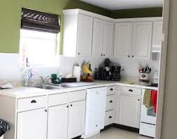 painting oak kitchen cabinets white painting oak cabinets thriving home
