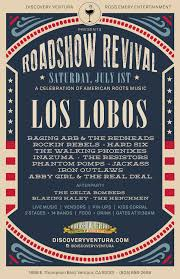 roadshow revival 2017 featuring los lobos tickets discovery